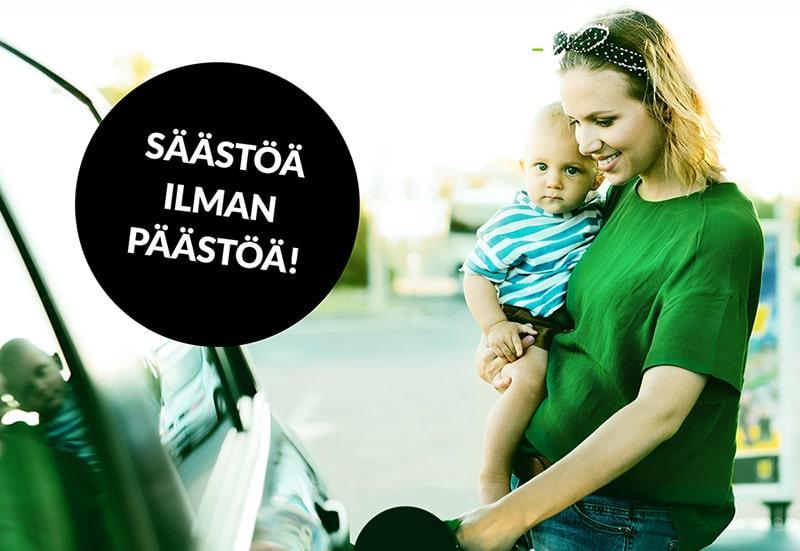 Säästöä ilman päästöä!